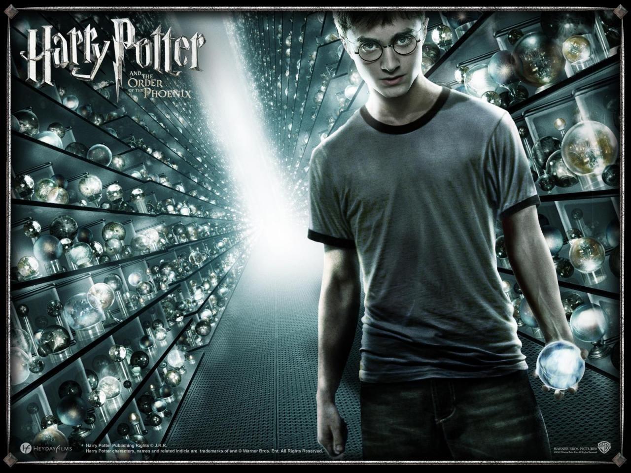 Harry and the Order of the Phoenix Harry Potter